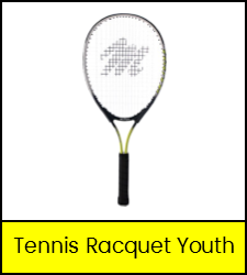 Youth tennis racquet