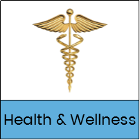 Health & Wellness Resources button