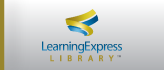 Learning Express Library button