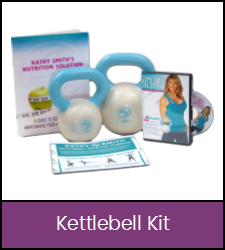 Full kettlebell kit