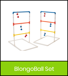 Blongo Ball set image with green frame that links to catalog record