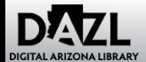 Digital Arizona Library logo with link to the website