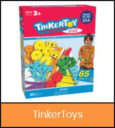 TinkerToys kit